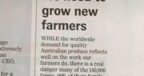 grow new farmers smaller